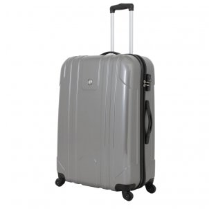 Wenger PC Light 4 Rollen Trolley 61 cm Farbe: grau