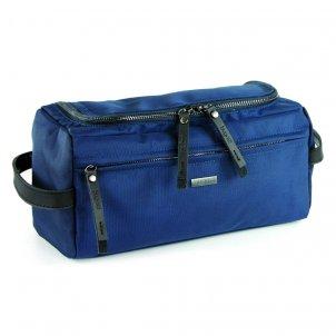 Bugatti Contratempo Kulturbeutel Farbe: blau