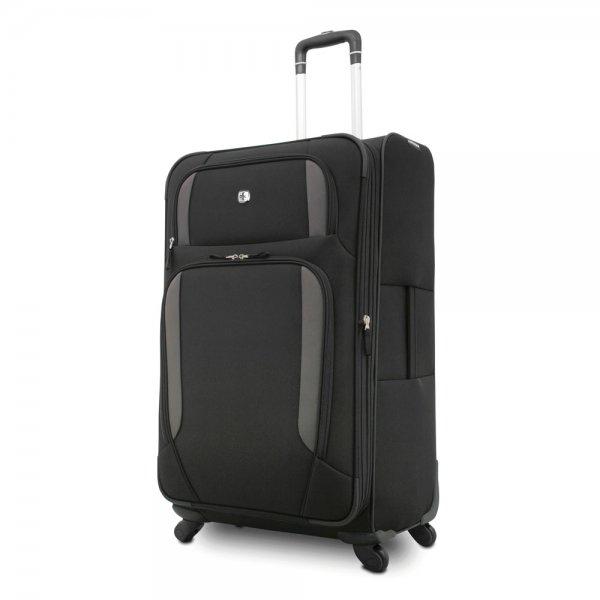 Wenger Lugano 4 Rollen Koffer 72 cm Farbe: schwarz