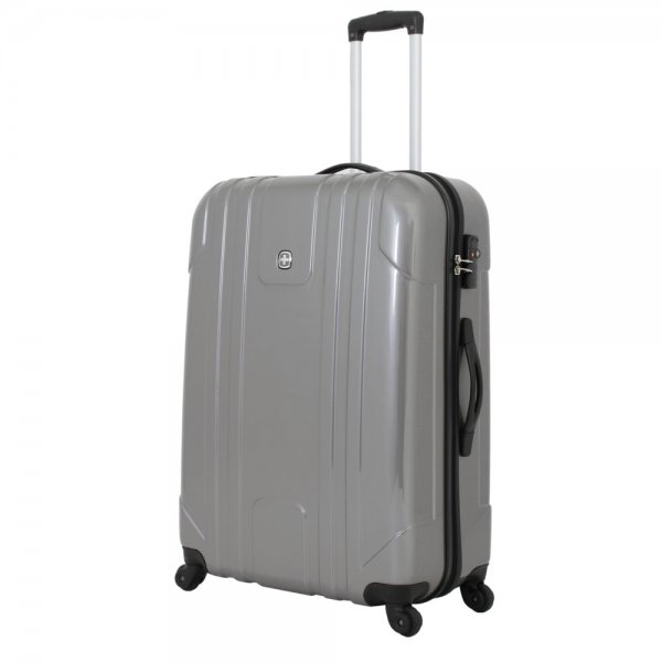 Wenger PC Light 4 Rollen Trolley 71,5 cm Farbe: grau