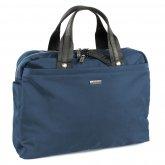 Bugatti Contratempo RV-Businesstasche klein Farbe: blau